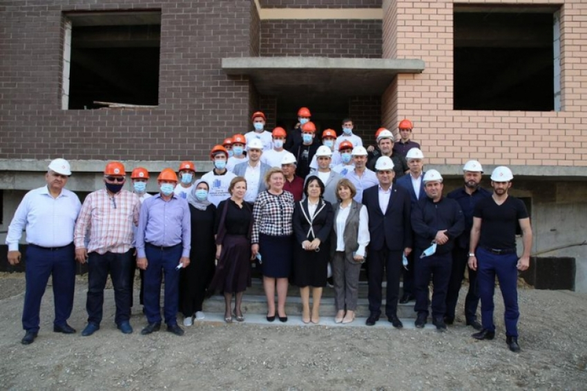 Студенты Дагестана смогут проходить практику у крупных застройщиков