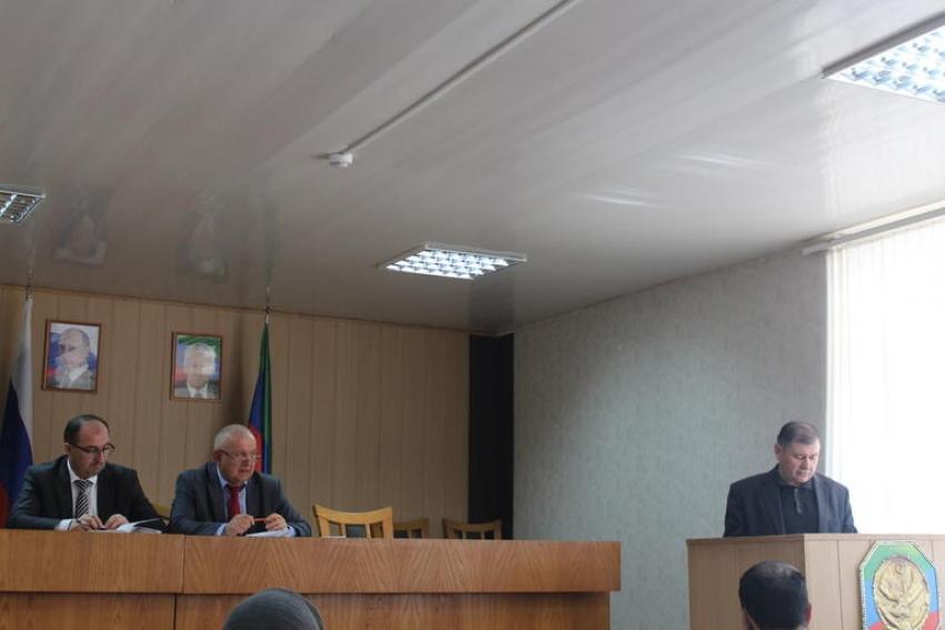 В Хивском районе объявлен конкурс на пост главы муниципалитета