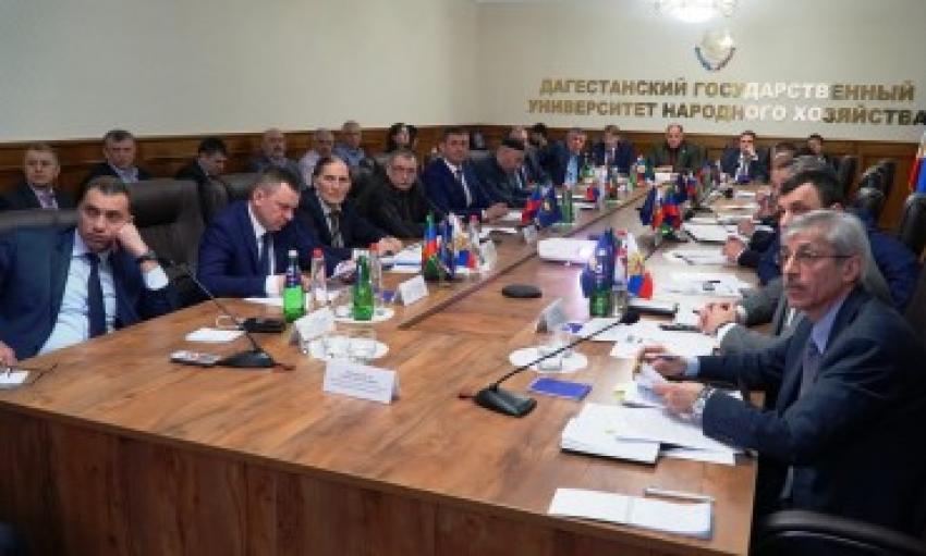 В Махачкале состоялось выездное совещание минсельхоза России