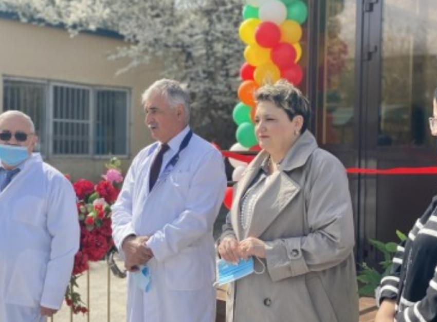 В Детской клинической больнице Махачкалы установили КТ-аппарат