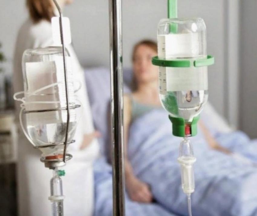 В Буйнакском стационаре после отравления долечивается 51 человек