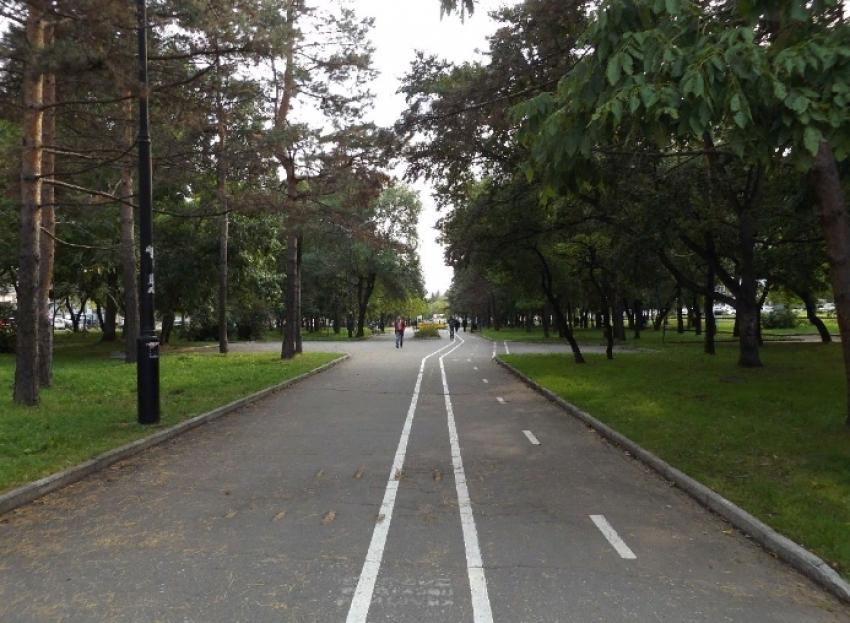 В микрорайоне Эльтав планируют построить сквер