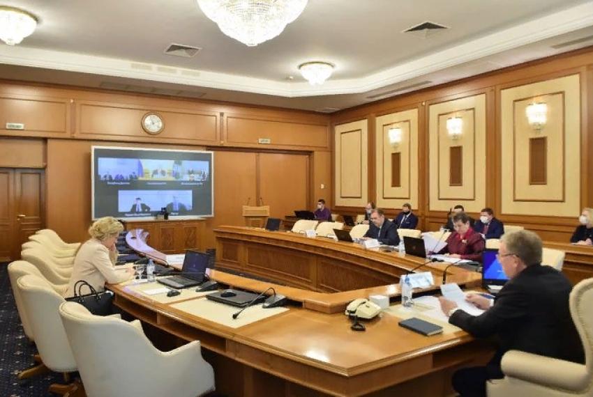 В Дагестане реализуется проект по сокращению объема незавершенного строительства