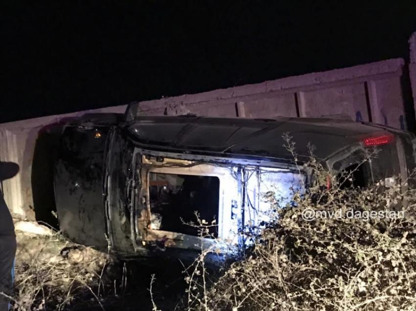 В Махачкале в результате ДТП погиб местный житель