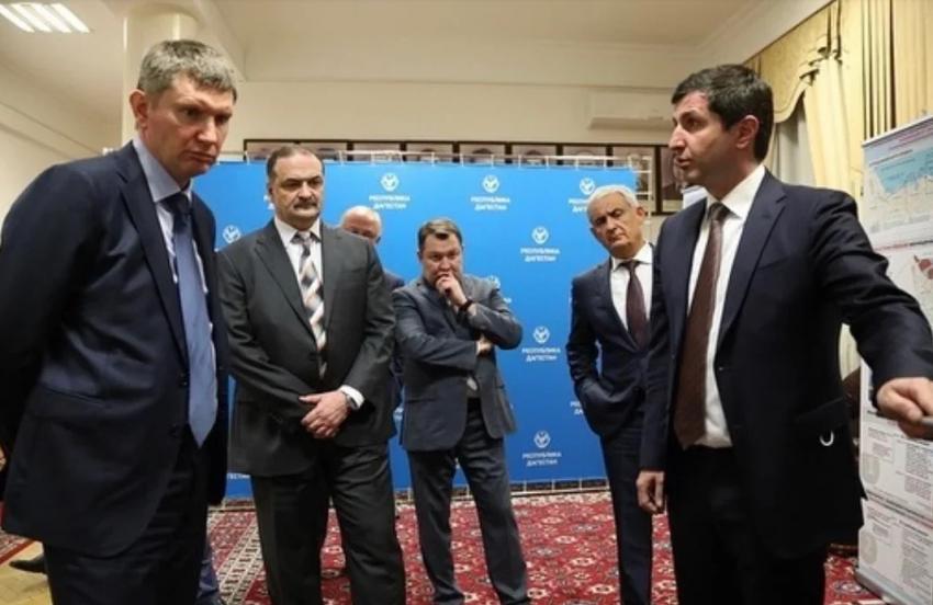 В Махачкалу, Каспийск и Избербаш планируют провести воду из Чиркейского водохранилища вместо КОРа