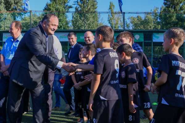 Глава Дагестана поздравил РДЮСШ с  30-летним юбилеем