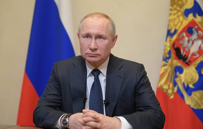 Путин заявил о сдерживании распространения в России коронавируса