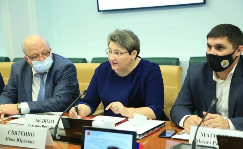 Увеличение числа работников скорой помощи Дагестана рассмотрели в Совфеде РФ