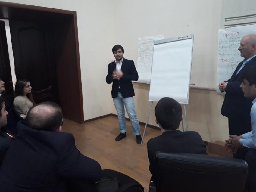 В Махачкале прошел форум студенческой молодежи Табасаранского района