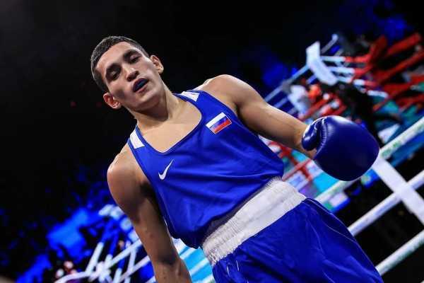 Боксер Альберт Батыргазиев поборется в финале Олимпийских игр