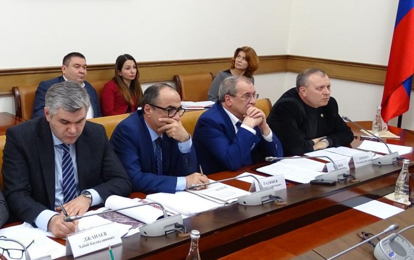 Под руководством Артёма Здунова обсуждены вопросы строительства жилья для военнослужащих