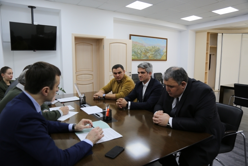 Дагестан и Иран расширяют торговое сотрудничество