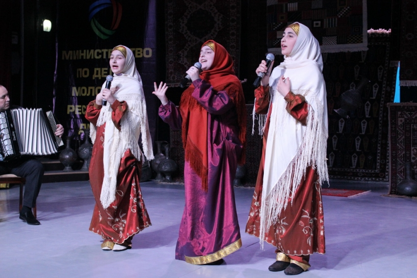 """""""Голос гор"""" прозвучит на языках народов Дагестана"""