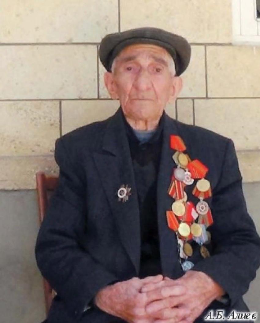 В Табасаранском районе на 99-м году жизни умер участник ВОВ