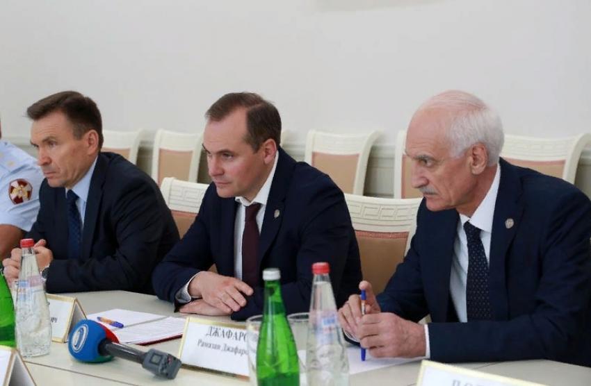 В Дагестане представили нового руководителя управления СКР Анатолия Щурова