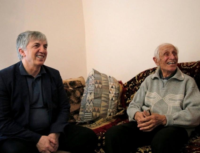 Хизри Абакаров поздравил жителей Дербента с праздником Новруз-Байрам