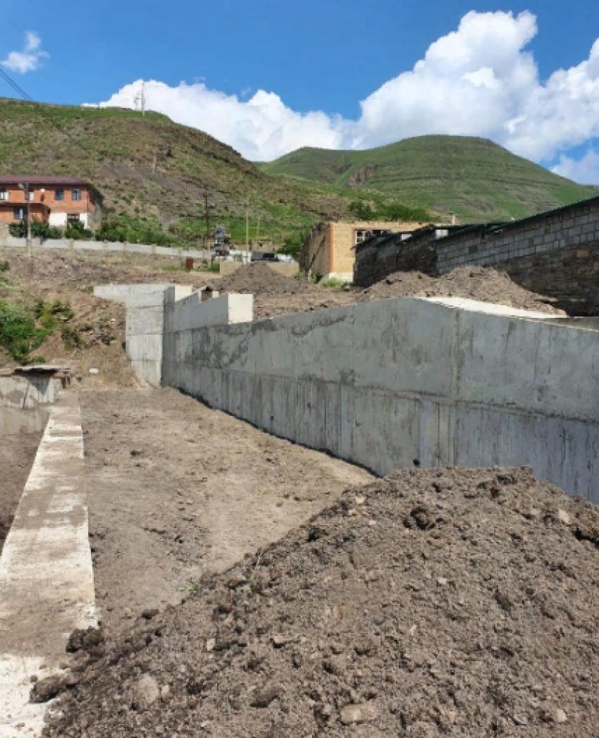 В Агульском районе отремонтировали 2 улицы