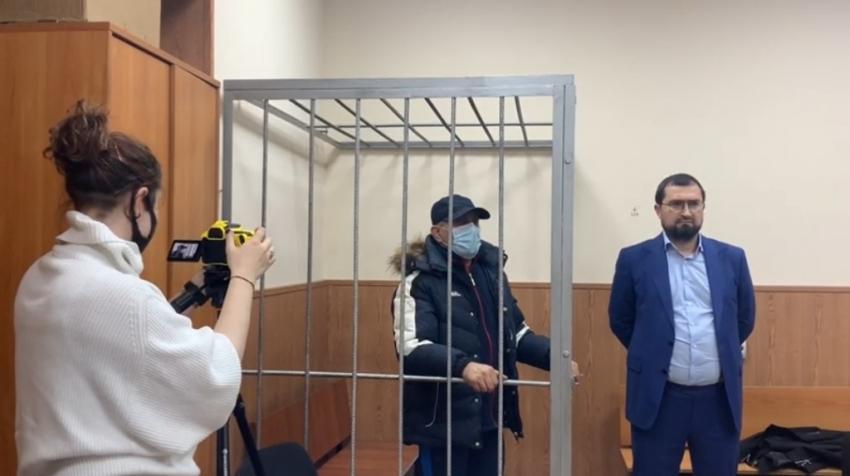 Начальник МВД Кизлярского района арестован до 4 января