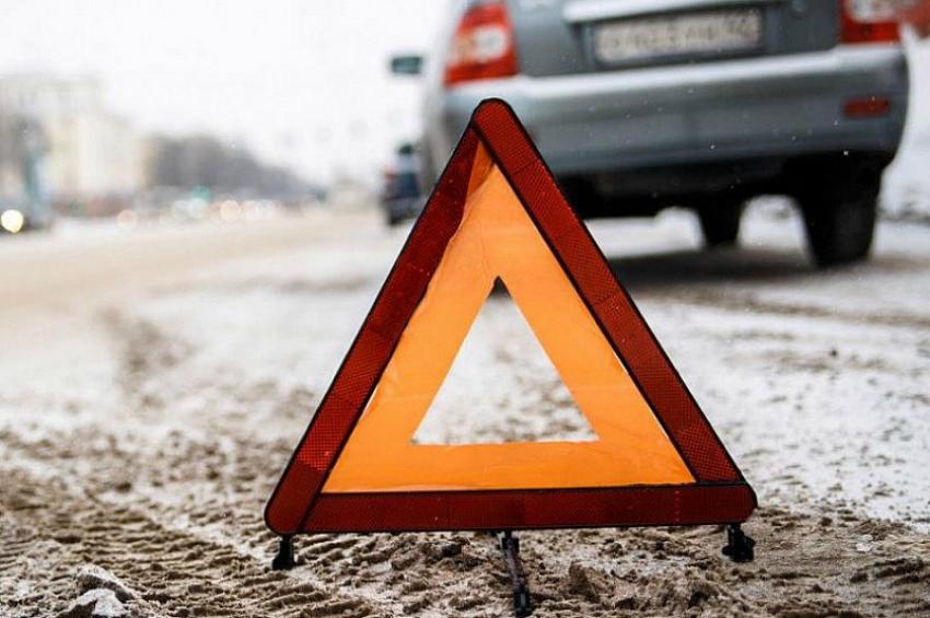 В ДТП в Хасавюртовском районе погиб один человек