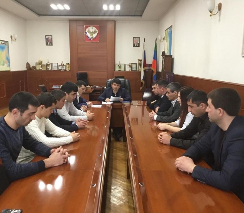 Победителям конкурса «Мой Дагестан – Мой Табасаран» вручили сертификаты