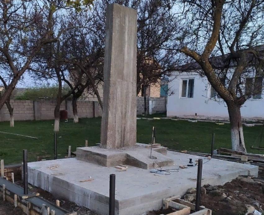 В селе Табасаранского района появится памятник участникам ВОВ