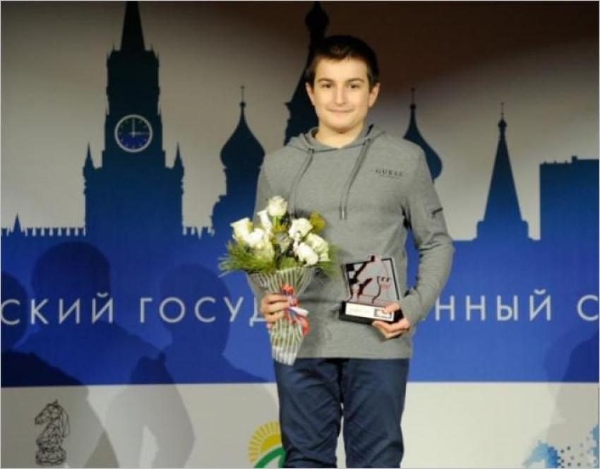 Шахматист из Дагестана победил в международном турнире в Москве