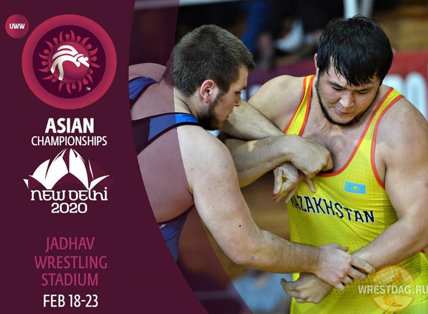Дагестанские борцы побеждают на чемпионате Азии