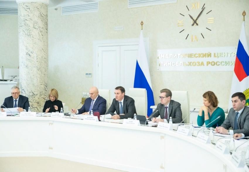 Патрушев заверил в поддержке отраслей сельского хозяйства Дагестана