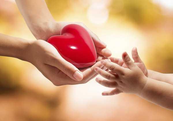 Любить – предназначение материнского сердца