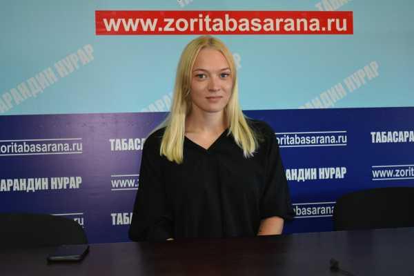 Татьяна Набиева: «Мирасарихъди таниш хьуз гизаф юкIв хъайиз»