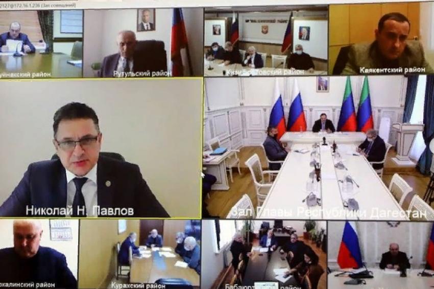 Сергей Меликов: Мы должны снизить уровень опасности заболевания ковидом