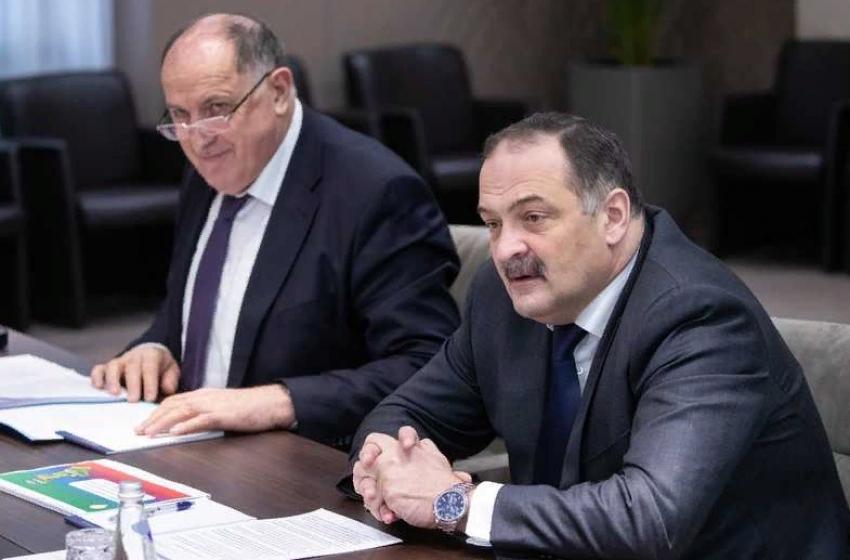 Меликов обсудил с главой минсельхоза РФ вопросы развития АПК Дагестана