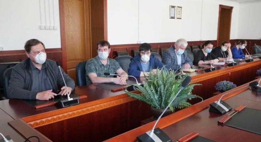 В Дагестан прибыли врачи из Минздрава России