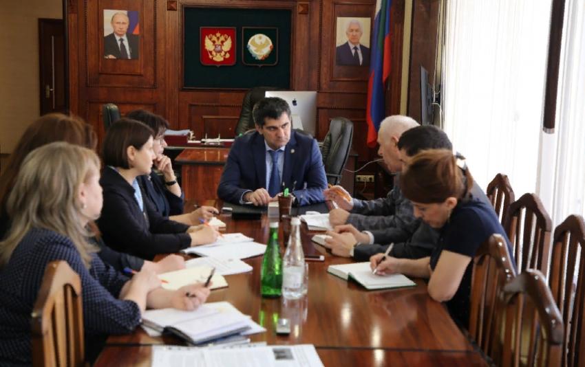 Минэкономразвития Дагестана скорректирует режим работы в связи с коронавирусом