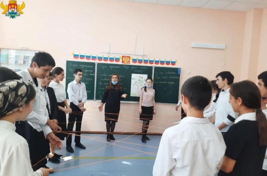 «Добрые уроки» прошли в школах Дагестана