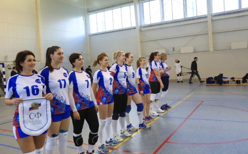 Между командами Совфеда РФ и Дагестана прошли товарищеские спортивные соревнования