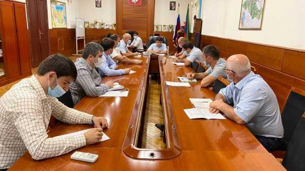 В Табасаранском районе построят 10 социально значимых объектов