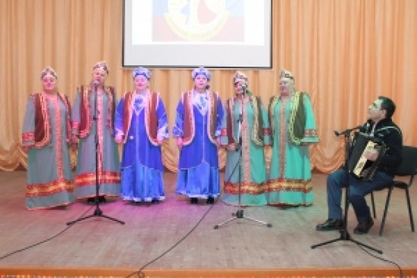 В Кизлярском районе прошел муниципальный этап фестиваля «Россия – Родина моя»
