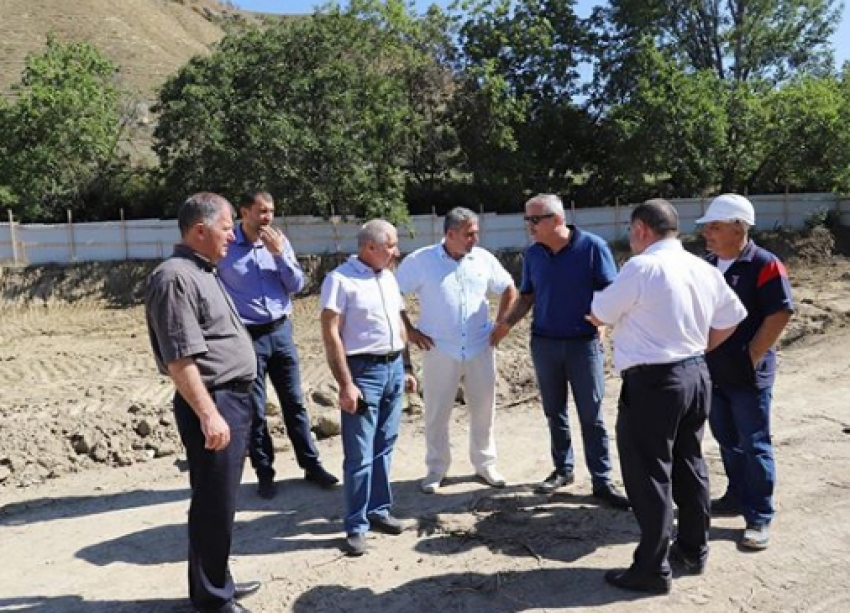 Депутат Алавудин Мирзабалаев посетил Табасаранский район