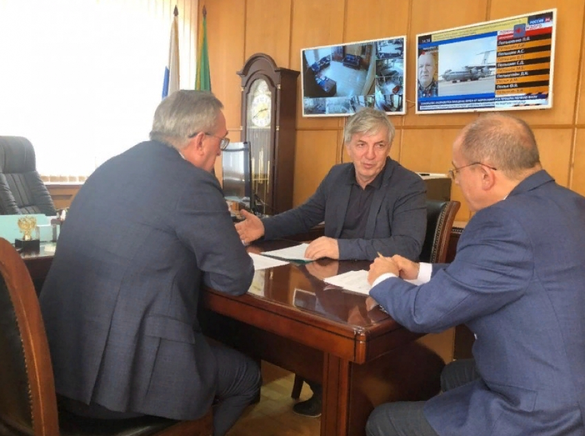В Дербенте построят «Больницу будущего»