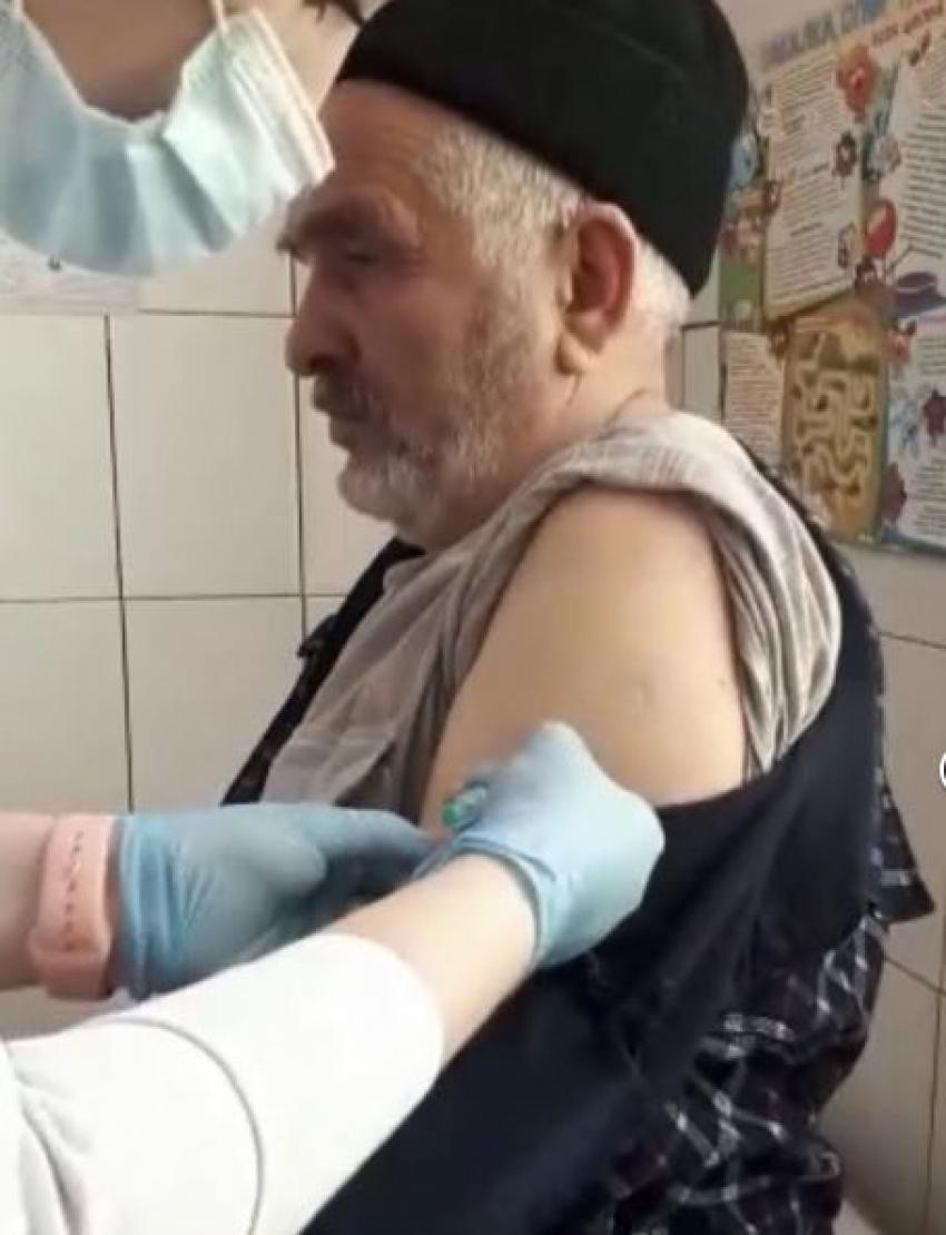 В Новолакском районе продолжается вакцинация от коронавирусной инфекции