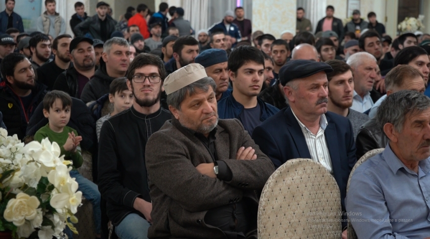 В Хасавюрте прошла лекция, посвященная жизни имама Шамиля
