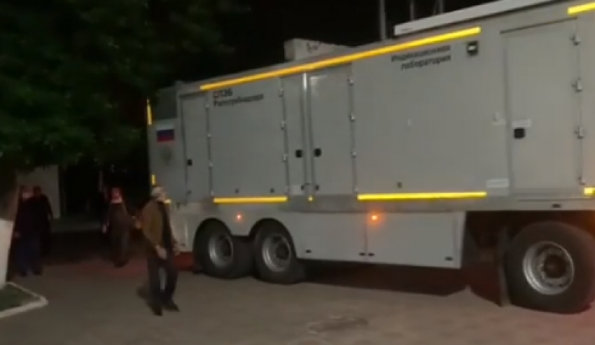 В Дагестан прибыла бригада Ставропольского противочумного института