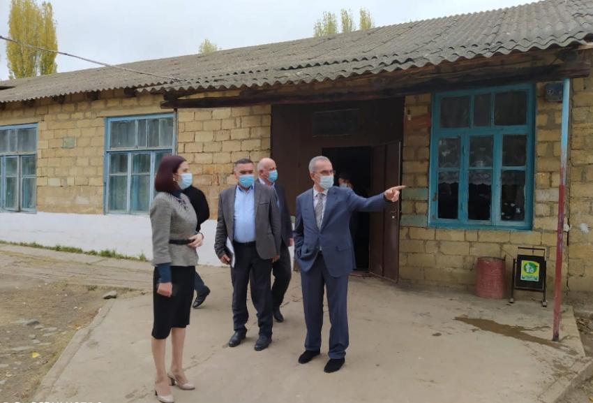В Новомакинской СОШ Сулейман-Стальского района в период каникул проведут ремонт