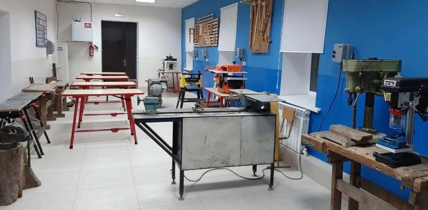 В Дагестане модернизируются школы-интернаты для детей с ОВЗ