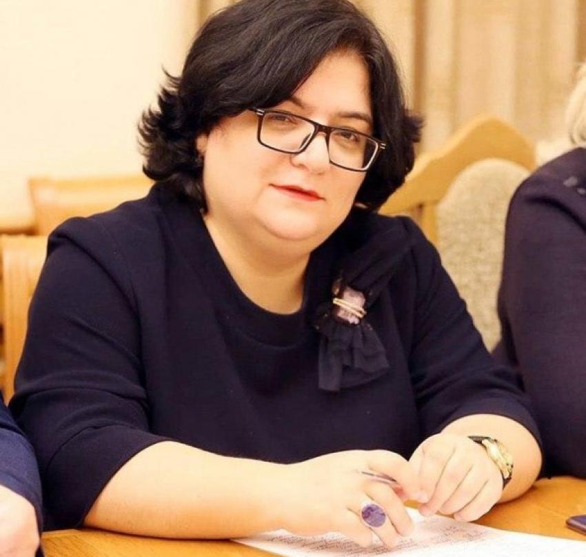 Патимат Омарова прокомментировала поправки в Конституцию
