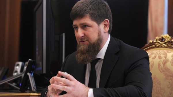 Сергей Меликов  поздравил Рамзана Кадырова с переизбранием на пост Главы Чечни
