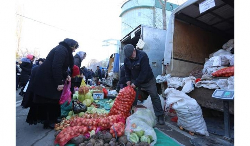 Аграрии Дагестана на сельхозярмарках выручили 100 млн рублей