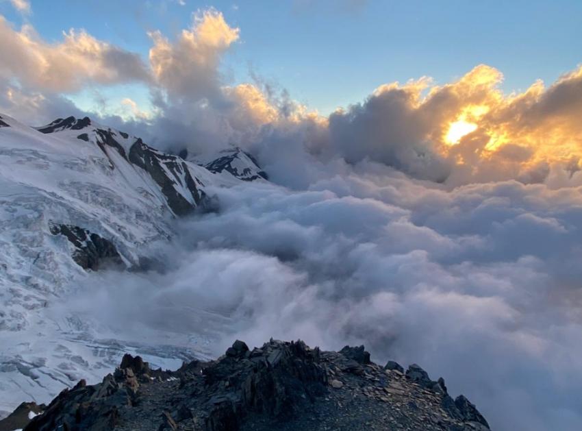 Покоряя вершины...