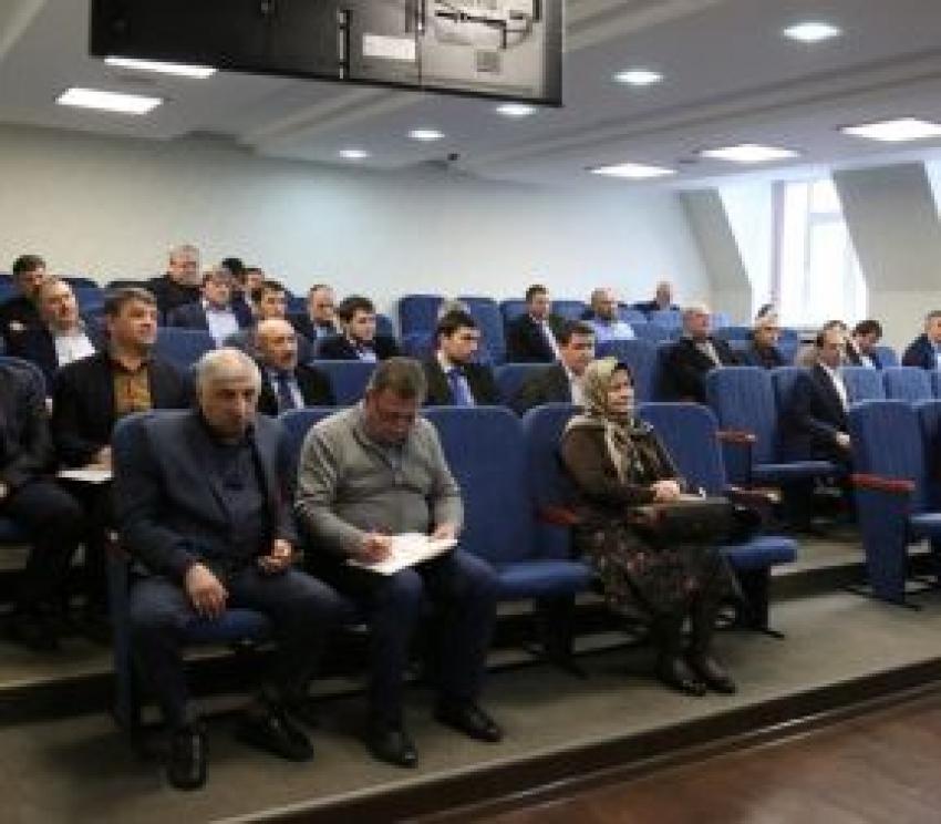 Налоговики Дагестана улучшат качество предоставляемых услуг